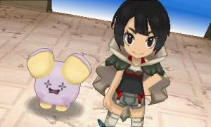 Pokemon Alpha Sapphire Screen