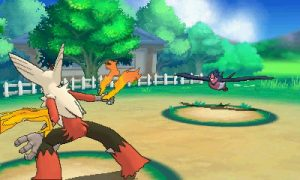 Pokemon Alpha Sapphire Screenshot