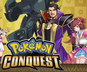 New Features Revealed for Pokemon Conquest