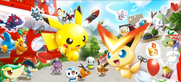 Pokemon Rumble U NFC Figures Hit The UK