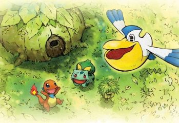 Pokemon Mystery Dungeon Dojo