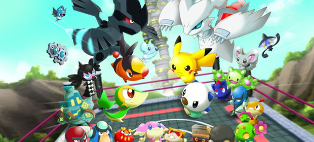 Pokemon Makes Wii U Debut With Rumble U