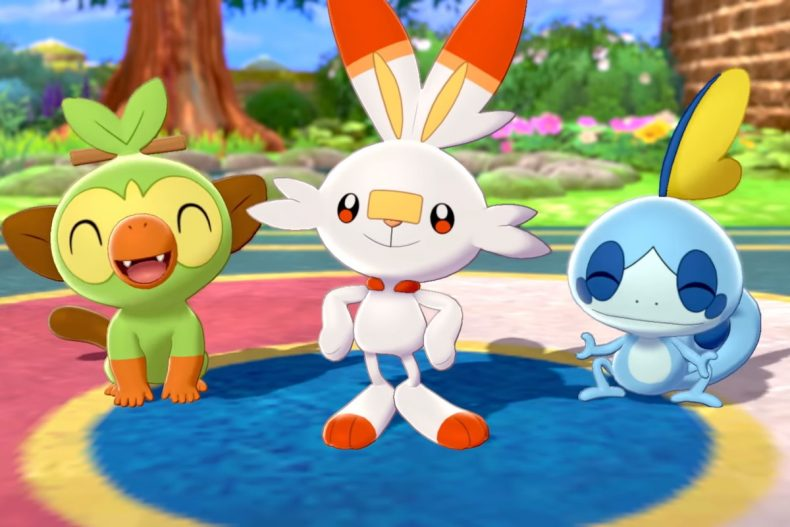 Pokemon Sword and Shield launch