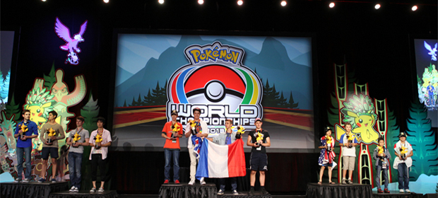 Smoke Clears At Pokemon World Championships