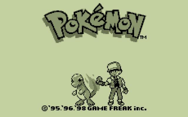 Pokemon Title Screen