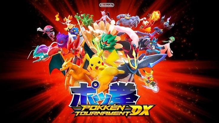 Pokkén Tournament DX - YouTube