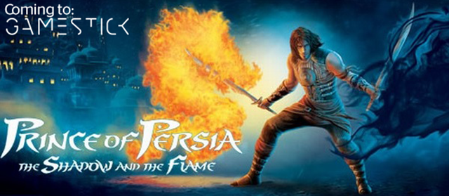 Prince of Persia: The Shadow And The Flame Coming To GameStick This Year