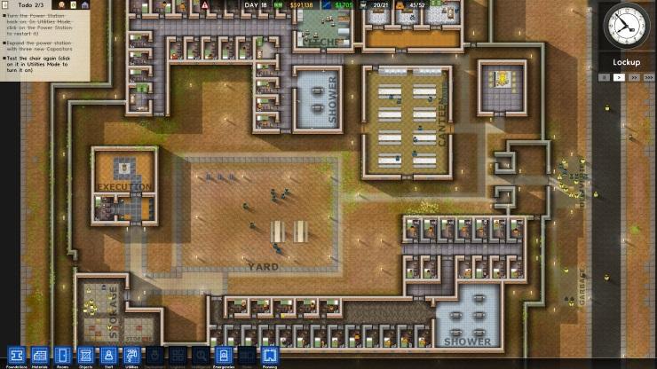 Prison Architect PC review