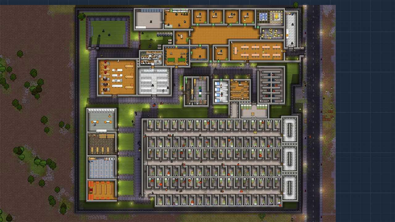 Prison Architect Console Review