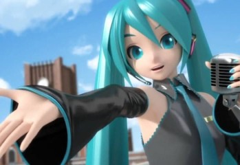 Project Diva f 2nd Review
