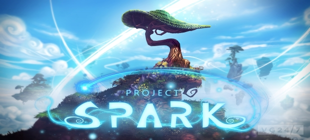 Project Spark to Launch In October