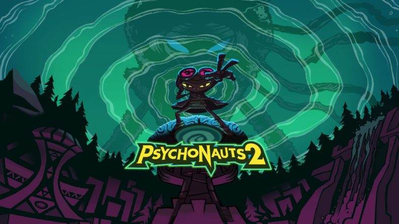 Psychonauts 2 title image