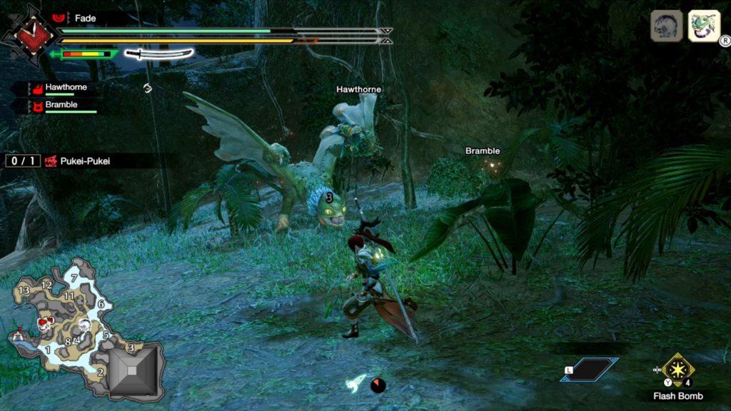Monster Hunter Rise   How to beat Pukei-Pukei