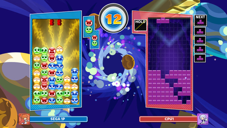 Puyo Puyo Tetris 2 showcases new modes ahead of December's console release