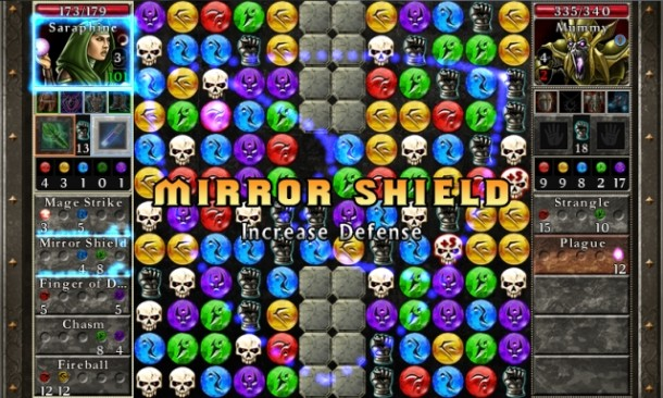PuzzleQuest2Screenshot