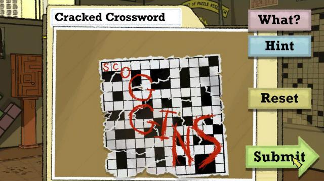 Puzzle Agent - Screenshot
