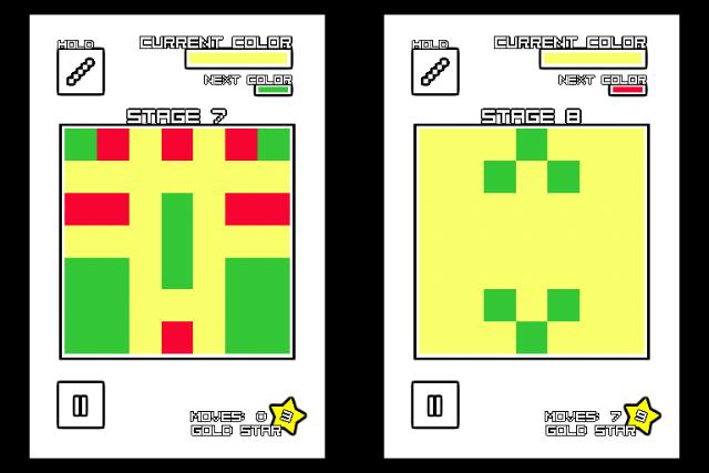 Puzzle Colors - Screenshot