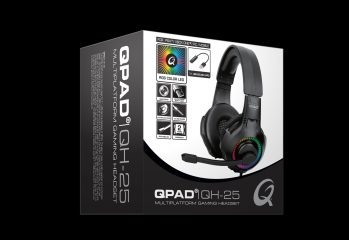 QPAD Qh-25 Headset review
