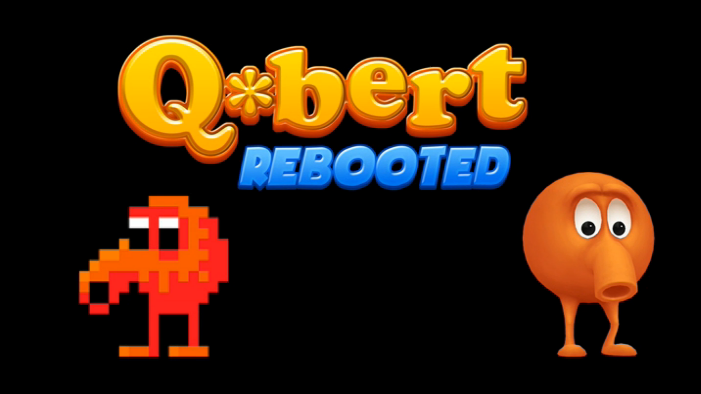 Qbert Rebooted Review