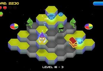Qbert-Extended-Gameplay-header