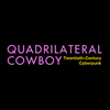 Quadrilateral Cowboy 100x100