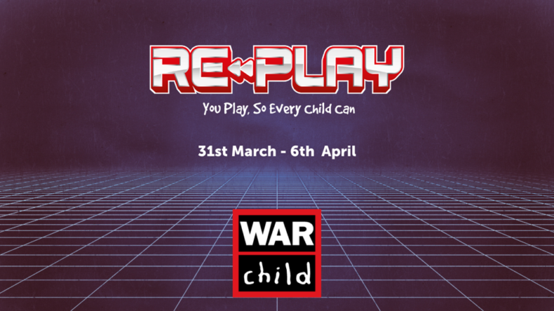 Annual War Child fundraiser features a Steam sale, speedrunning and an arcade tournament