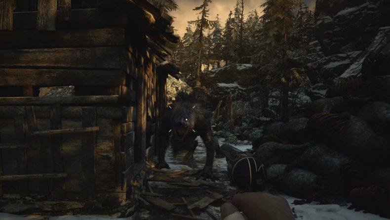 Resident Evil Village Magnum