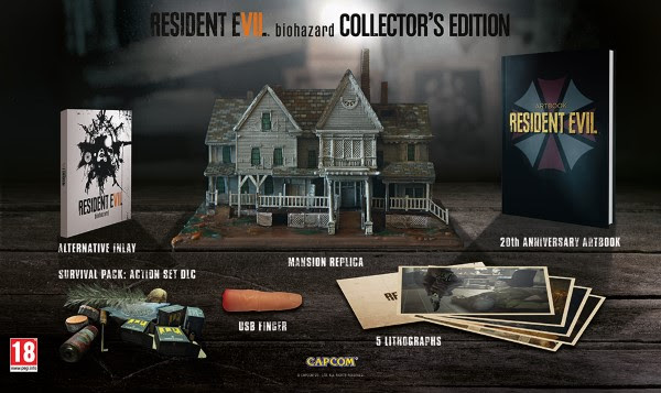 RE7 Collectors