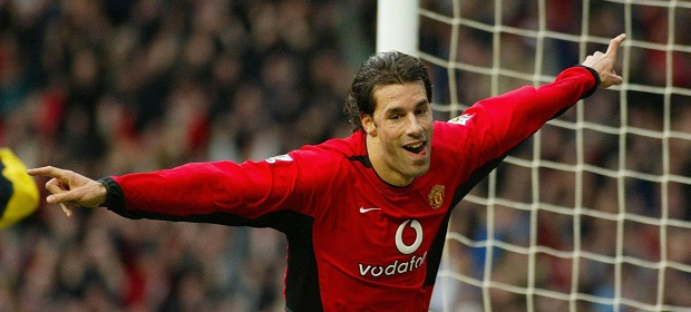 Ruud van Nistelrooy Joins Xbox And EA To Launch Play Like A Legend