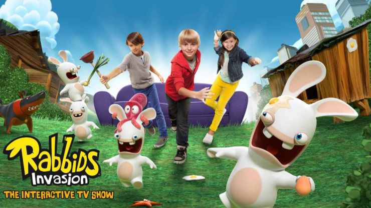 Rabbids Invasion Review