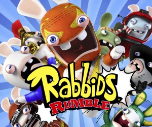 Ubisoft Announce Rabbids Rumble for Nintendo 3DS