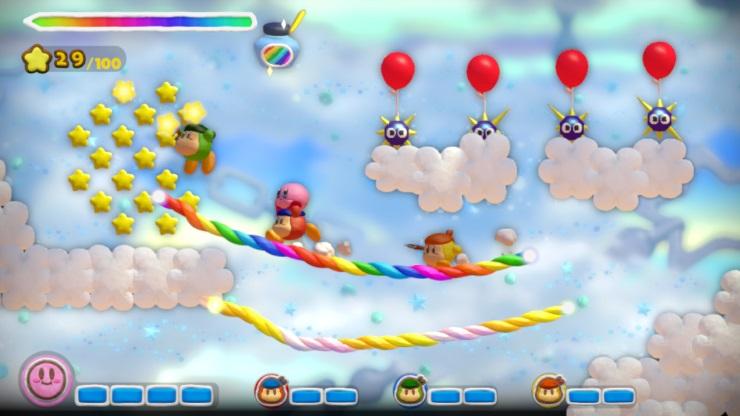 Rainbow Paintbrush Wii U review
