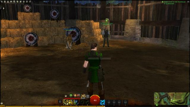 Guild Wars 2 - Ranger Trainer