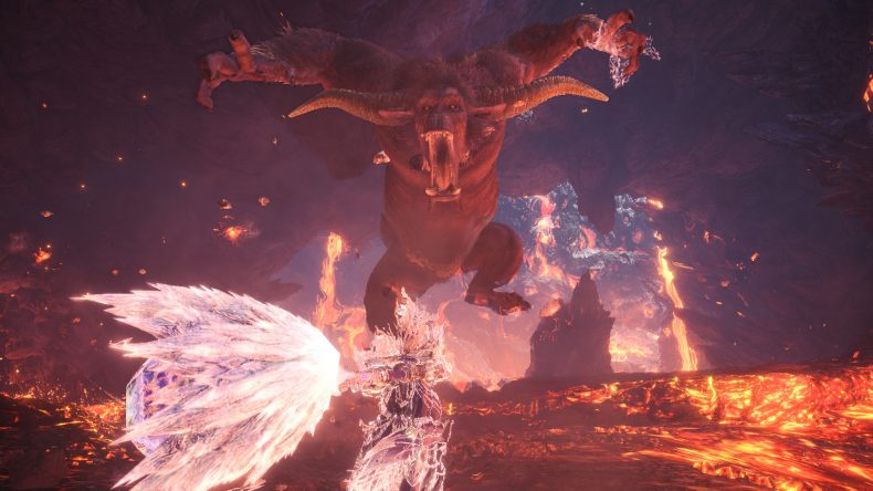 Monster Hunter World: Iceborne Free title update