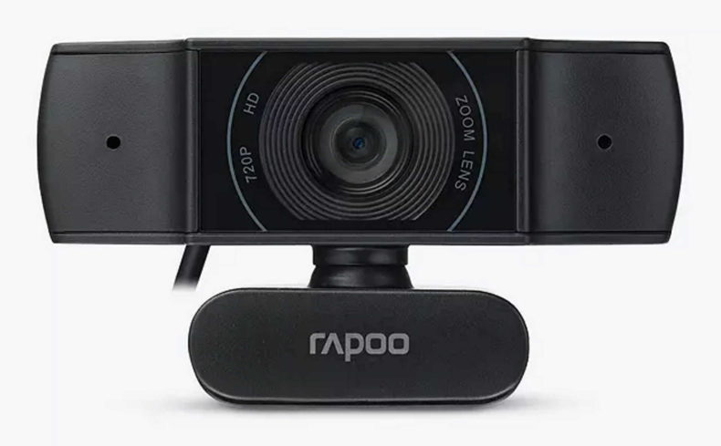 Rapoo's XW170, XW180, XW2K are serious entries in the webcam world