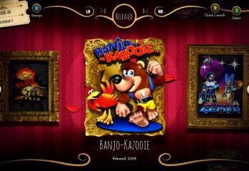 Rare Replay front end