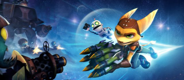 Ratchet & Clank Q-Force Featured