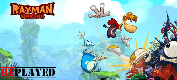 Rayman Featured