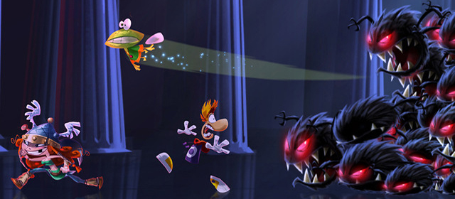 Rayman Legends Demo Coming to PS3 and Xbox 360 on August 14th (That's Today!)