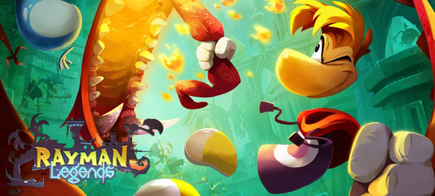 Rayman Legends Preview – You Gotta Smile