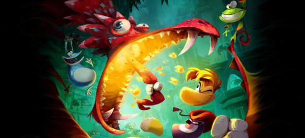 Invasion Levels Patched Into Rayman Legends on Vita