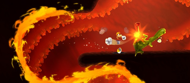Rayman Fiesta Run Available November 7th