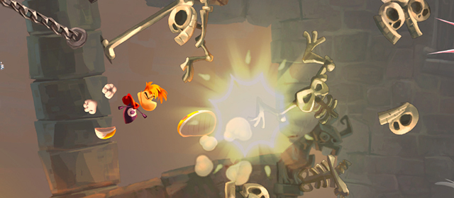 Rayman Legends: Daily Challenges – Day 10