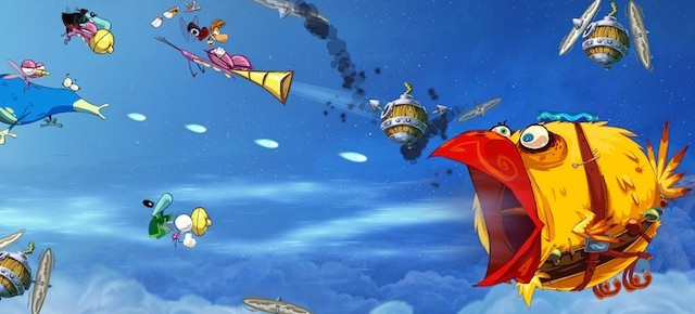 [CLOSED] Competition: Win Rayman Origins