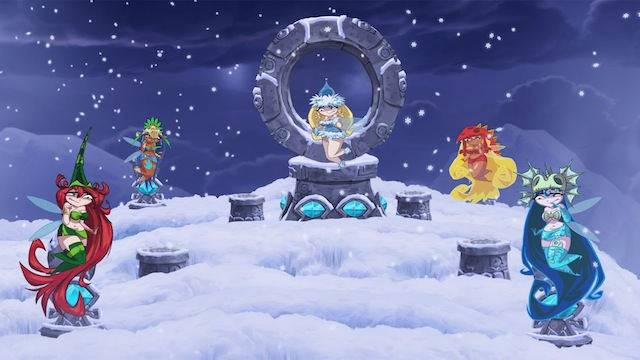 Rayman Origins - Fairies