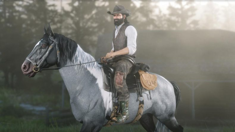 Red Dead Online new