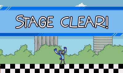 Regular Show 8-bit 3DS review