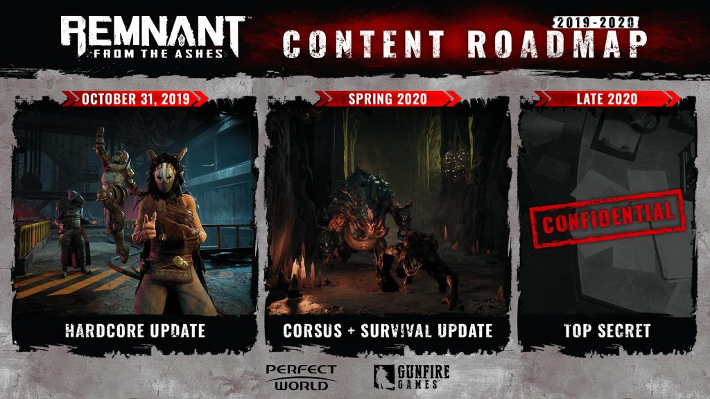 Remnant From The Ashes Roadmap