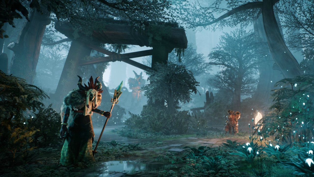 A promotional shot from the game