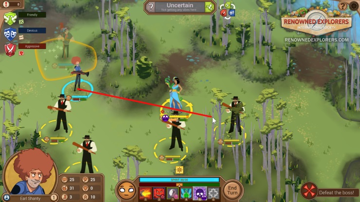 Renowned explorers Target_line_Mobster